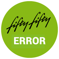 fifty error